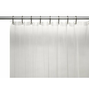 Glenmoor Royal Bath 3 Gauge Vinyl Single Shower Curtain Liner