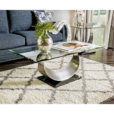 Pedestal Coffee Tables You Ll Love In 2019 Wayfair