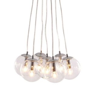 Bickford 7-Light Cluster Pendant by Ivy Bronx