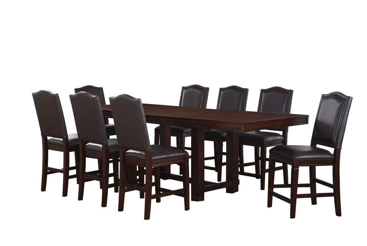 Surprising 9 Piece Counter Height Table Sets Pictures - Best Image ... Surprising 9 Piece Counter Height Table Sets Pictures Best Image  sc 1 st  Best Image Engine & Cool 9 Piece Counter Height Table Set Contemporary - Best Image ...