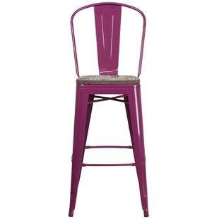 Williston Forge Marian 30 Bar stool