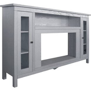 Somerset TV Stand for TVs up to 78 with Fireplace Included