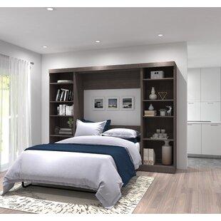 Brayden Studio Walley Full/Double Murphy Bed