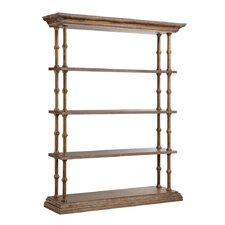 Coral Gables 79 Etagere Bookcase by One Allium Way
