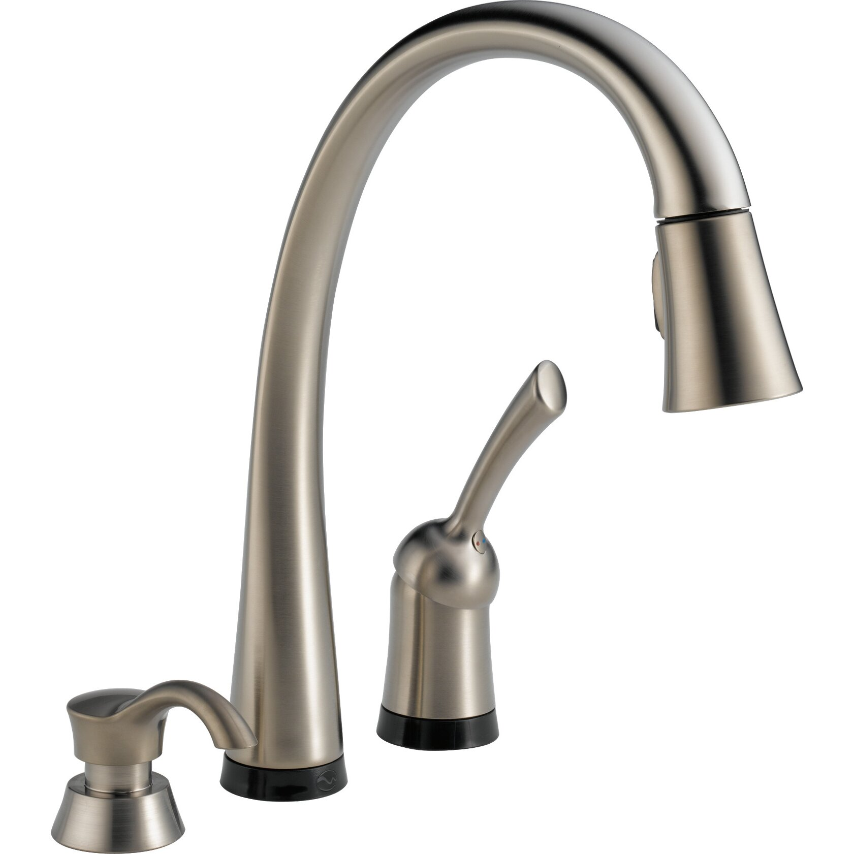 delta kitchen faucet cartridge detrit us delta pilar single handle standard kitchen faucet with touch