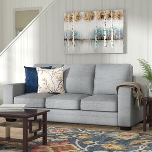 Simmons Upholstery Duvall Springs Sleeper Sofa by Red Barrel Studio