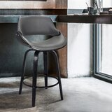 Farrish Swivel Counter & Bar Stool by George Oliver