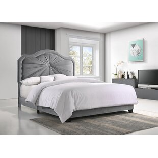 Kaukauna Upholstered Platform Bed