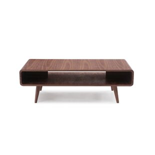 Reviews Demartino Coffee Table by Wrought Studio