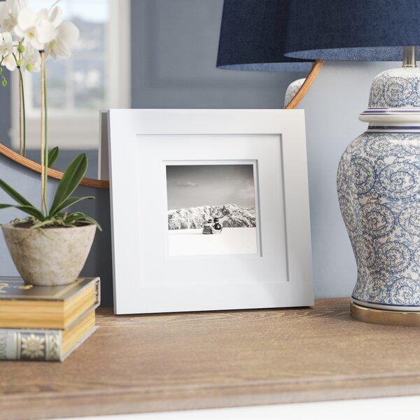 Charlton Home Hausmann Double Mat Picture Frame & Reviews   Wayfair