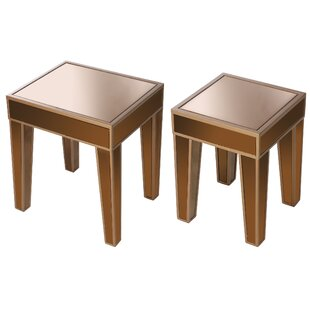 Wanger 2 Piece Nesting Tables