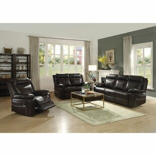 Coppage Upholstered Reclining Loveseat By Ebern Designs