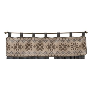 Two Bridges 60 Window Valance by Millwood Pines