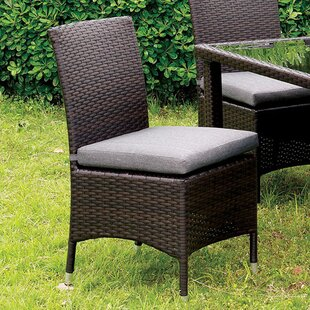 Brayden Studio Fairwinds 2 Piece Contemporary Side Chair