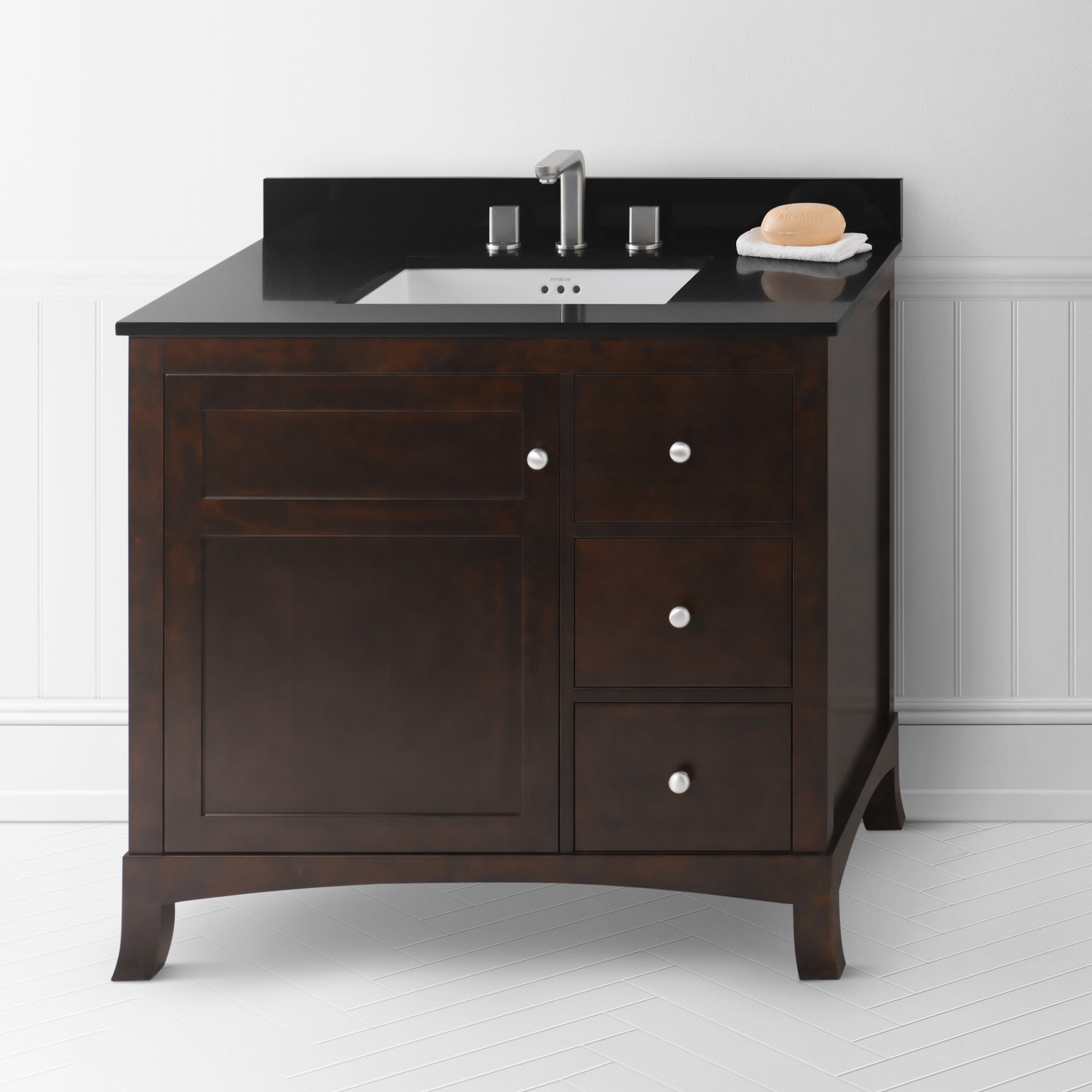 Ronbow Briella 36 Single Bathroom Vanity Base Only Wayfair