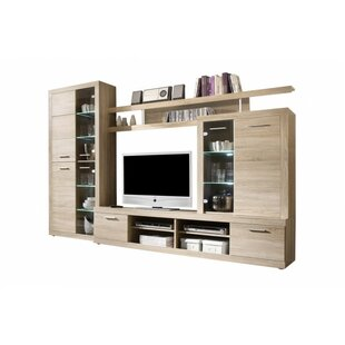 Lockhart TV Entertainment Center for TVs up to 62