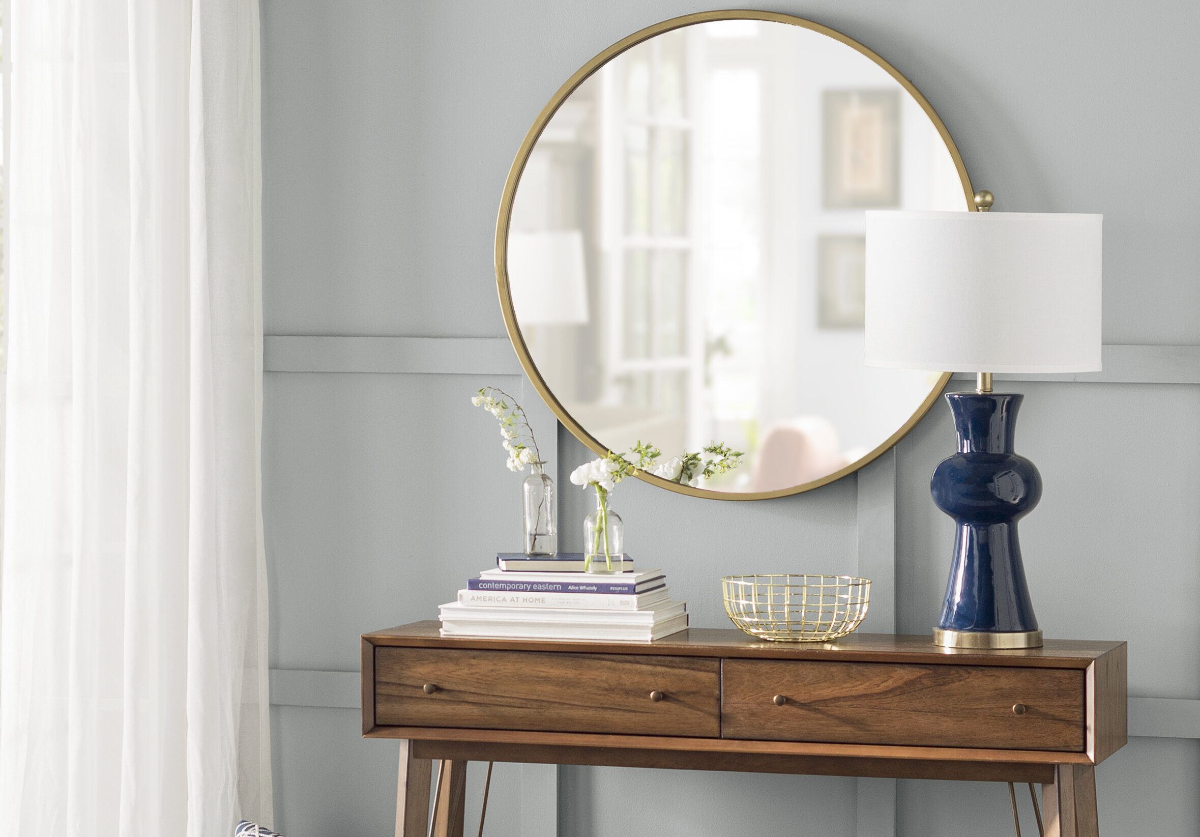 6 Ways To Style Your Console Table Joss Main