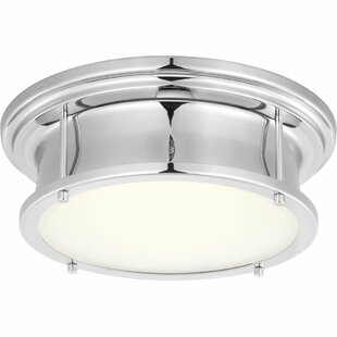 Madisen 1-Light LED Flush Mount