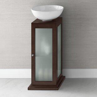 Cabinet Around Pedestal Sink | Wayfair