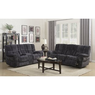 Pascarella Reclining Configurable Living Room Set