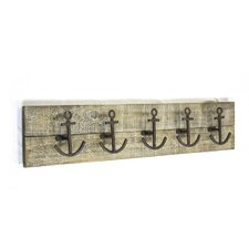 Wood Anchor Hook by Sagebrook Home