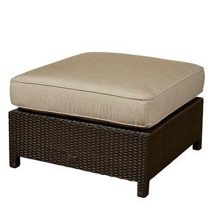 Wildon Home ® Bumper Ottoman with Cushion