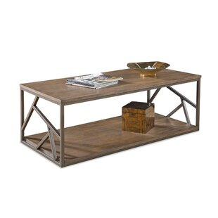 Olivas Coffee Table by Union Rustic