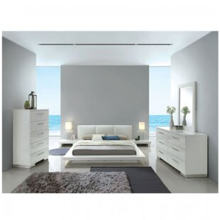 Orren Ellis Gibbon Platform Configurable Bedroom Set