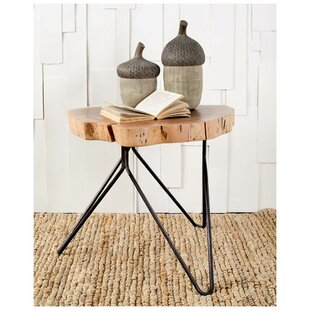 Union Rustic Landry End Table