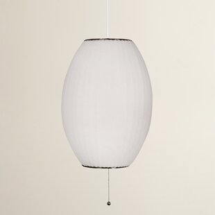 Orren Ellis Delgado 1-Light Cone Pendant