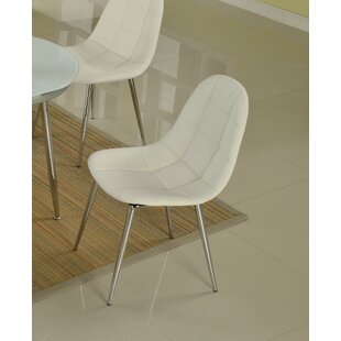 Donna Solid Wood Dining Chair (Set of 4) Chintaly Imports