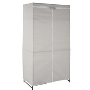 90cm Wide Portable Wardrobe By Symple Stuff