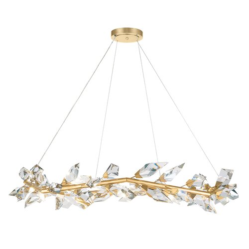 Fine Art Lamps Foret 4 Light Wallchiere Wayfair