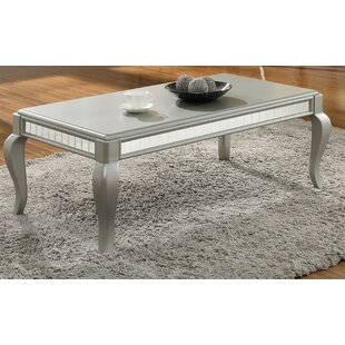 Cranleigh Coffee Table by Rosdorf Park