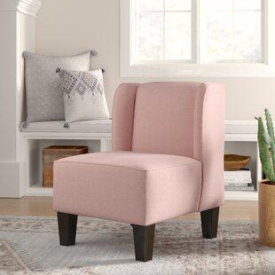 Landon Slipper Chair by Mistana