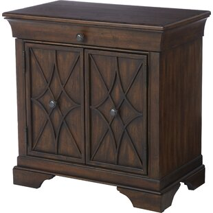 Trisha Yearwood Home Collection Delilah 1 Drawer Accent Cabinet