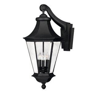 Hinkley Lighting Senator 3-Light Outdoor Wall Lantern