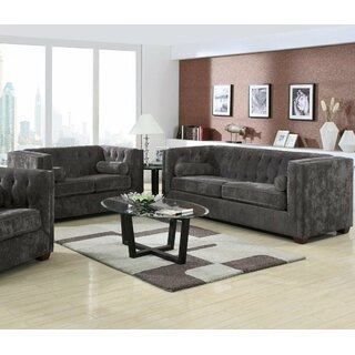 2 Piece Living Room Set by Infini Furnishings SKU:AE239622 Description