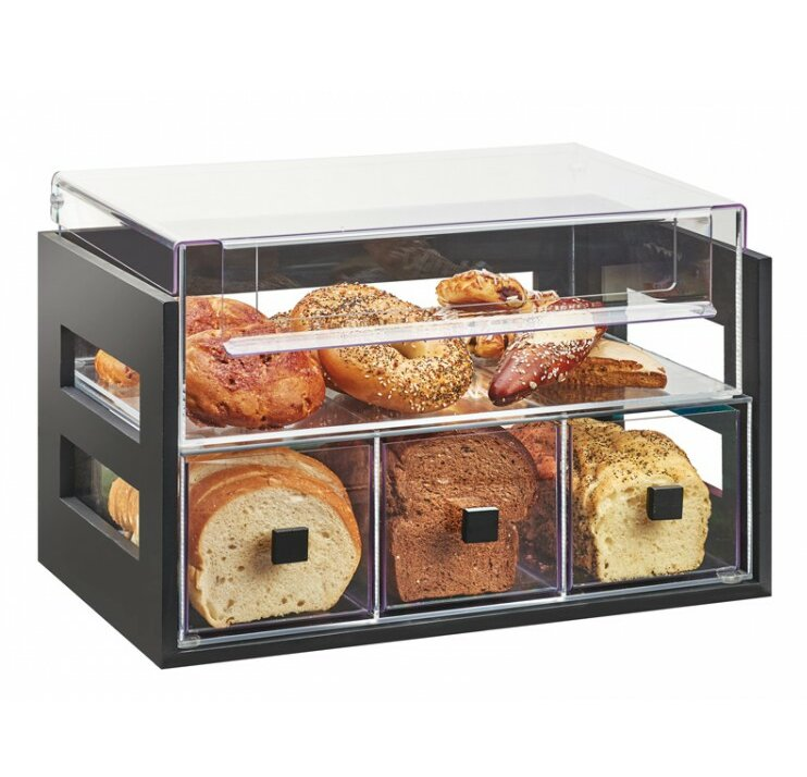 Cal Mil Bread And Pastry Display Case Wayfair