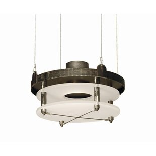2nd Ave Design Atlantis Ave 1-Light Pendant