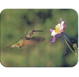 Reviews Tuftop Hummingbird and Columbine Cutting Board By McGowan