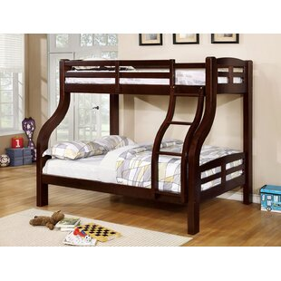 Coupon Crosby Twin Over Full Bunk Bed by Harriet Bee Reviews (2019) & Buyer's Guide