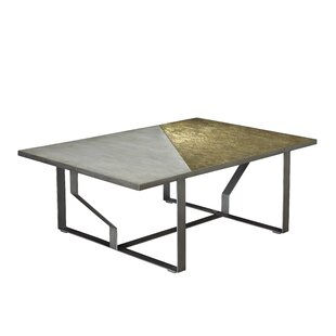 Brayden Studio Clian Architectural Coffee Table