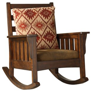 Maxie Rocking Chair By Union Rustic