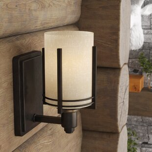 Find the perfect Rosemead 1-Light Wall Sconce By Loon Peak