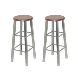 gunning 70cm bar stools set of 2