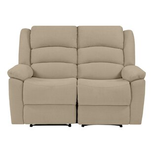 Romaine Reclining Loveseat by Red Barrel ..