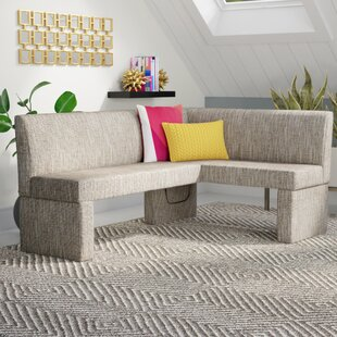 Angelo Upholstered Bench by Wade Logan