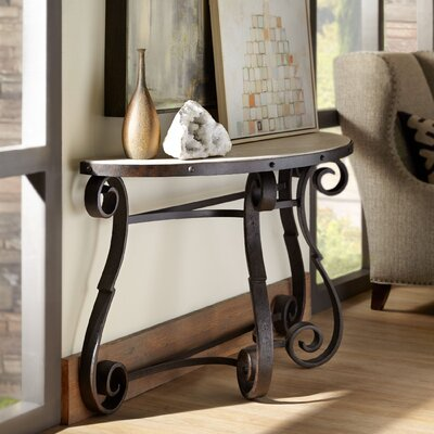 """Hill Country 60"""" Console Table Hooker Furniture"""