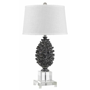 Larissa Pinecone 30 Table Lamp